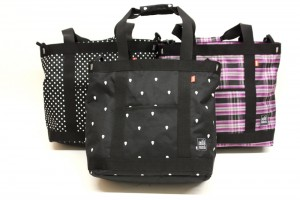 011-2012 eb's CONTAINER TOTE(コンテナトート)ラインナップ
